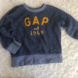 Gap kids soft sweatshirt